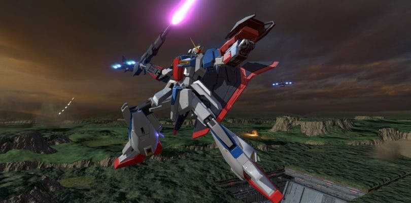Gundam Versus anuncia su beta cerrada y muestra nuevas imágenes