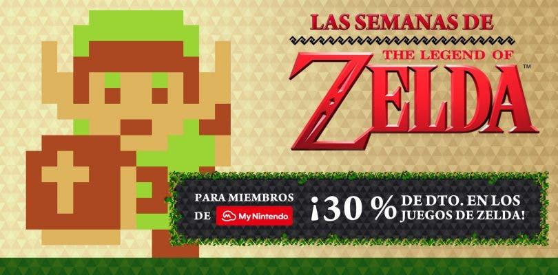 Nintendo anuncia ofertas en la eShop de la saga The Legend of Zelda