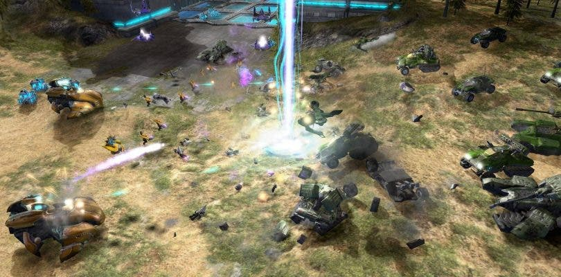 Ya esta disponible la beta de Halo Wars 2