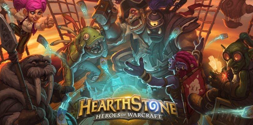 La nueva actualización de Hearthstone fomenta el juego con rango