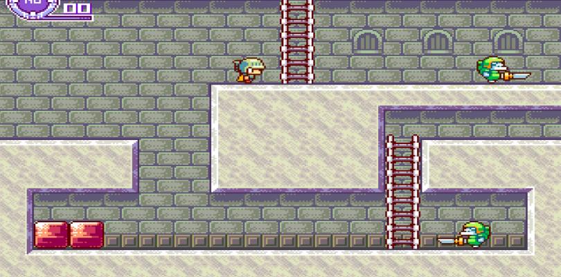 Hydra Castle Labyrinth podría llegar a Nintendo Switch