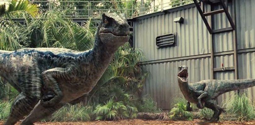 Jurassic World 2 comienza su fase de rodaje con una nueva imagen