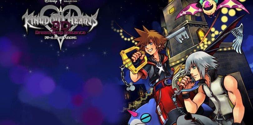 Kingdom Hearts: Dream Drop Distance compara sus versiones en vídeo