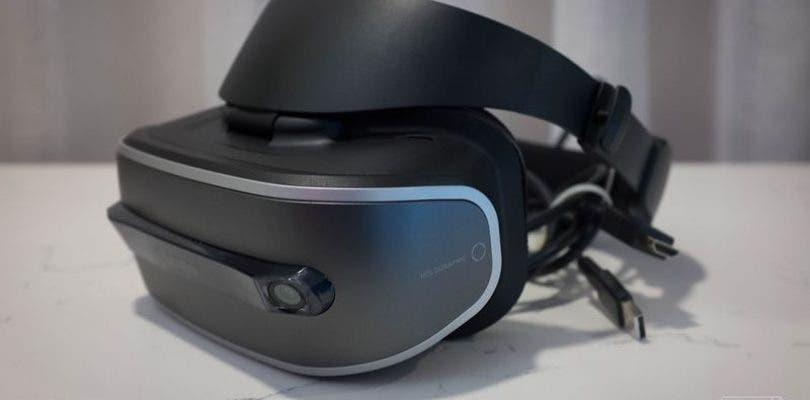 Lenovo presenta su primer casco de realidad virtual