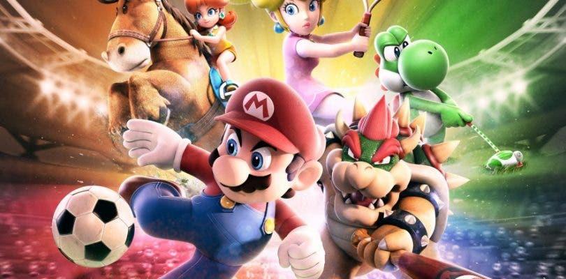 Al galope en el nuevo vídeo de Mario Sports Superstars