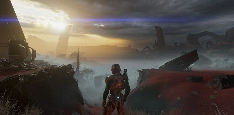Nuevo gameplay de 50 minutos de Mass Effect Andromeda