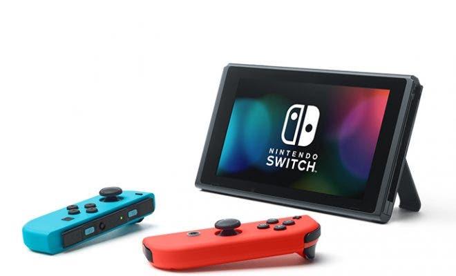 Nintendo Switch modo sobremesa