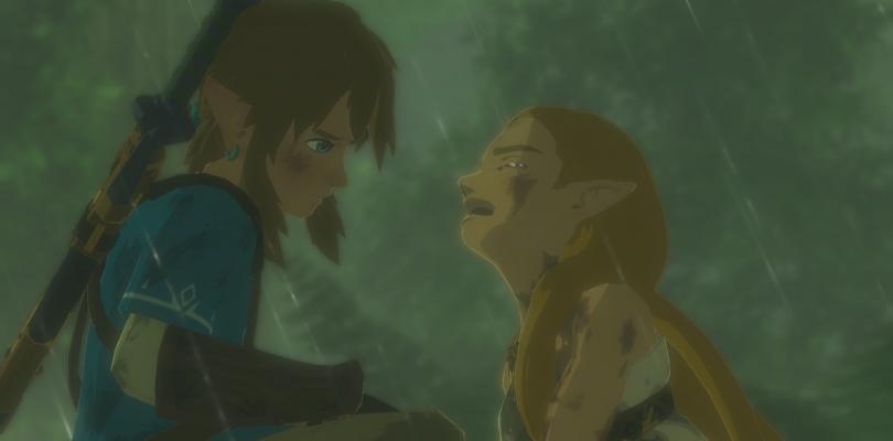 Todas las secuencias de Zelda: Breath of the Wild estarán dobladas