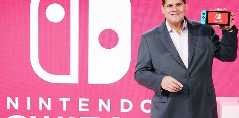 Nintendo cae en bolsa tras la presentación de Switch