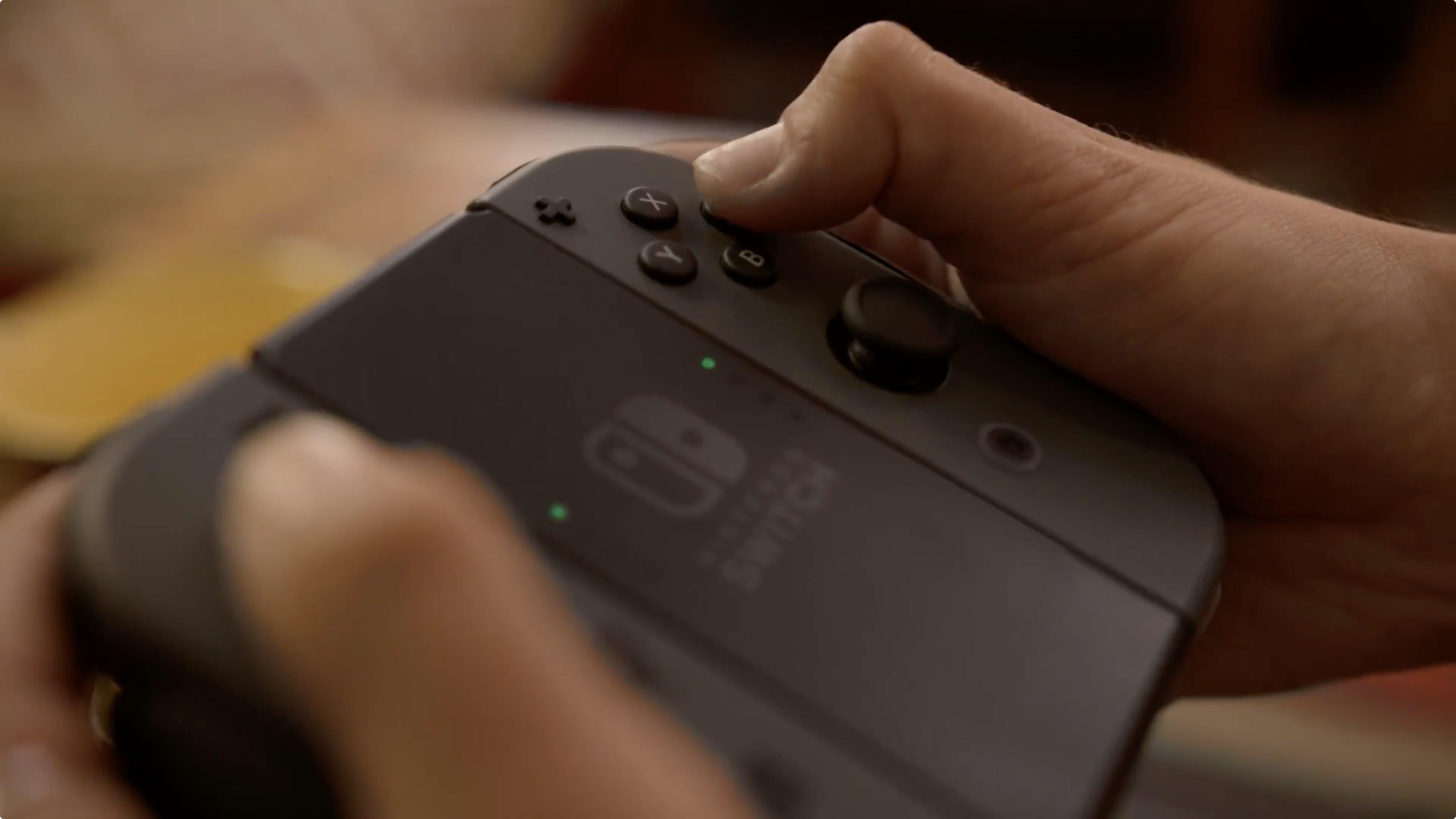 Imagen de Nintendo Switch dispondrá de 32GB de memoria ampliables mediante SD