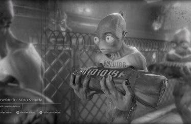 Oddworld: Soulstorm se luce en un nuevo teaser
