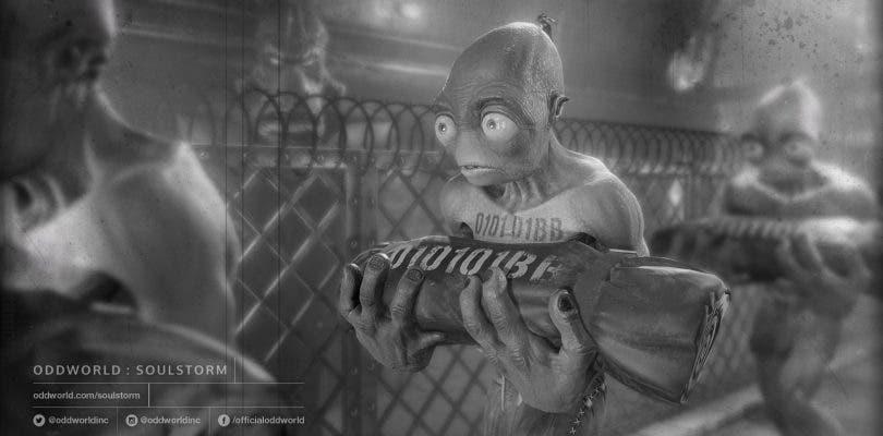Oddworld: Soulstorm se muestra en su primera imagen