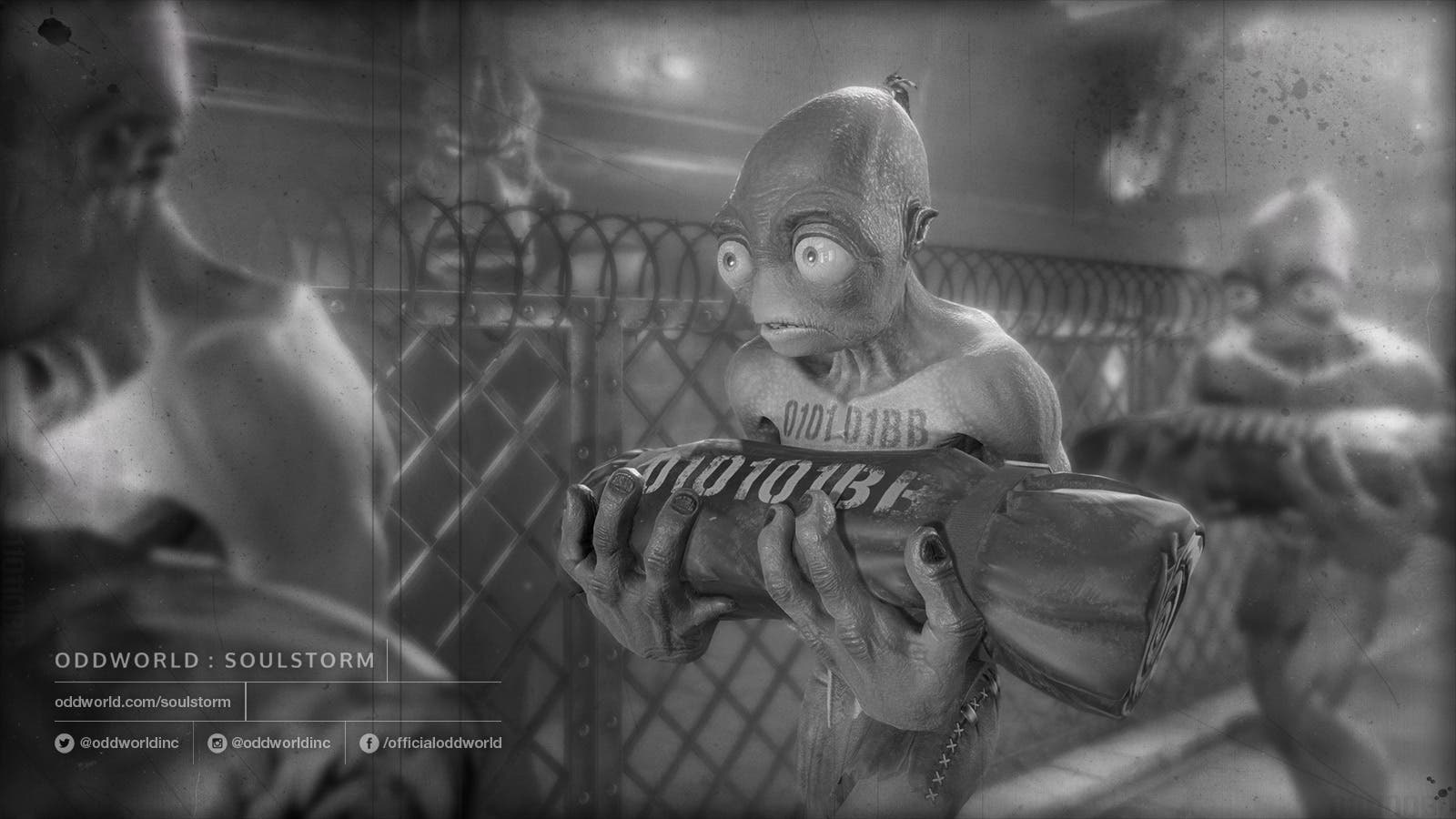 Imagen de Oddworld: Soulstorm será exclusivo de la Epic Games Store en PC