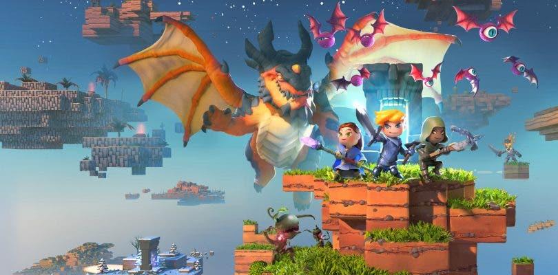 Portal Knights recibirá pronto un nuevo parche en Nintendo Switch