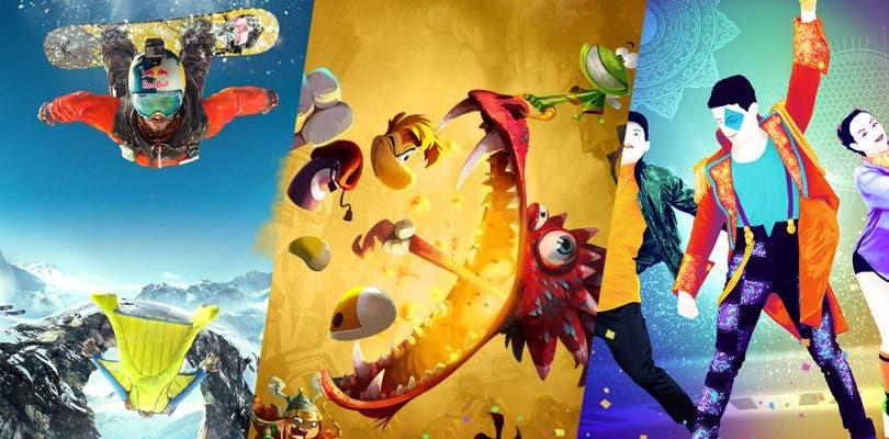 Ubisoft confirma sus primeros juegos para Switch