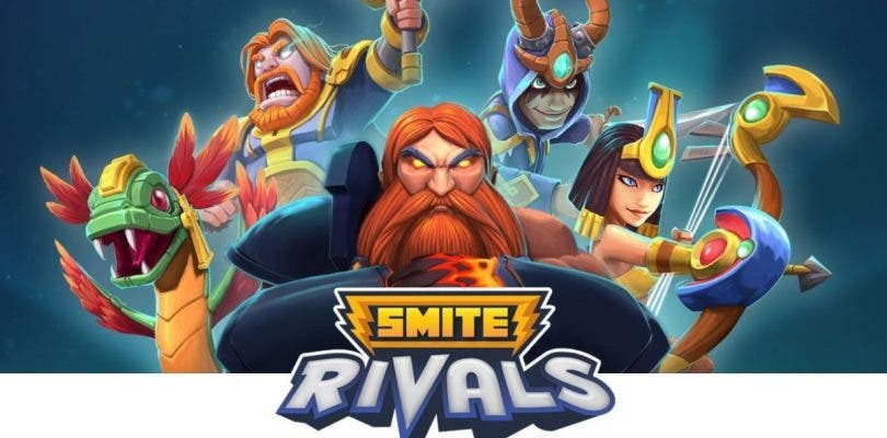 Smite Rivals es el nuevo juego de cartas de Hi-Rez Studios