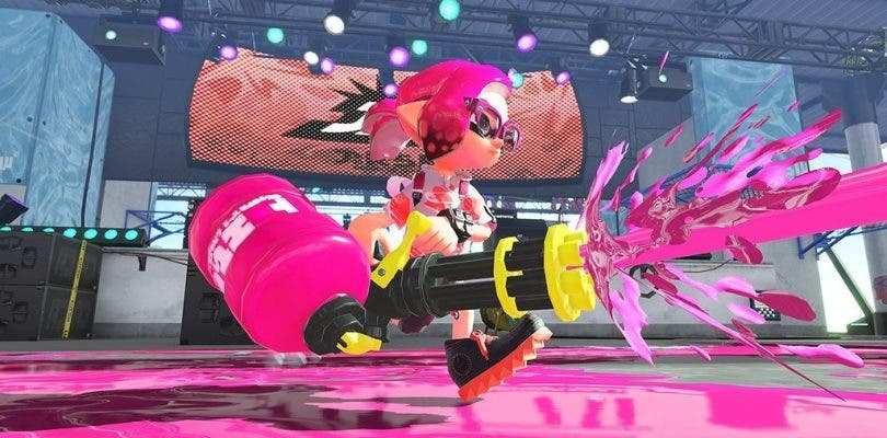 Ya se conocen las horas del Global Testfire de Splatoon 2
