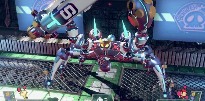 Super Bomberman R será otra de las apuestas de Nintendo Switch