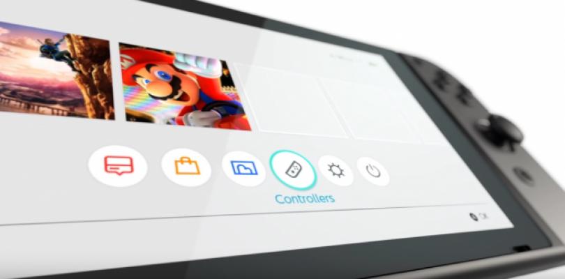 La interfaz de Switch contará con modo avión