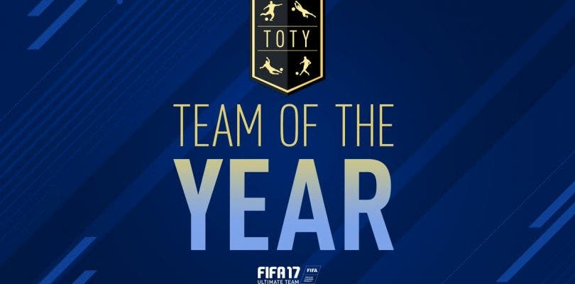 Disponible el TOTY al completo en FIFA 17 Ultimate Team