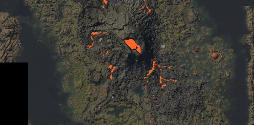 La isla de Vvanderfell podría llegar a The Elder Scrolls Online