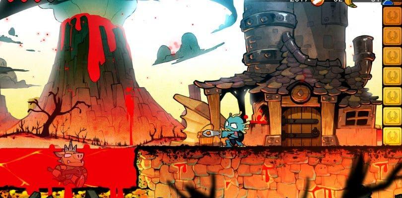 Wonder Boy: The Dragon's Trap se unirá al catálogo de Switch