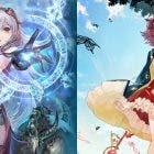 Primeros tráileres de Atelier Sophie y Nights of Azure para PC
