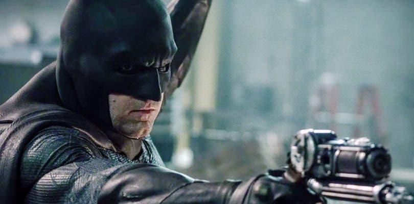 Ben Affleck se confirma como director para The Batman