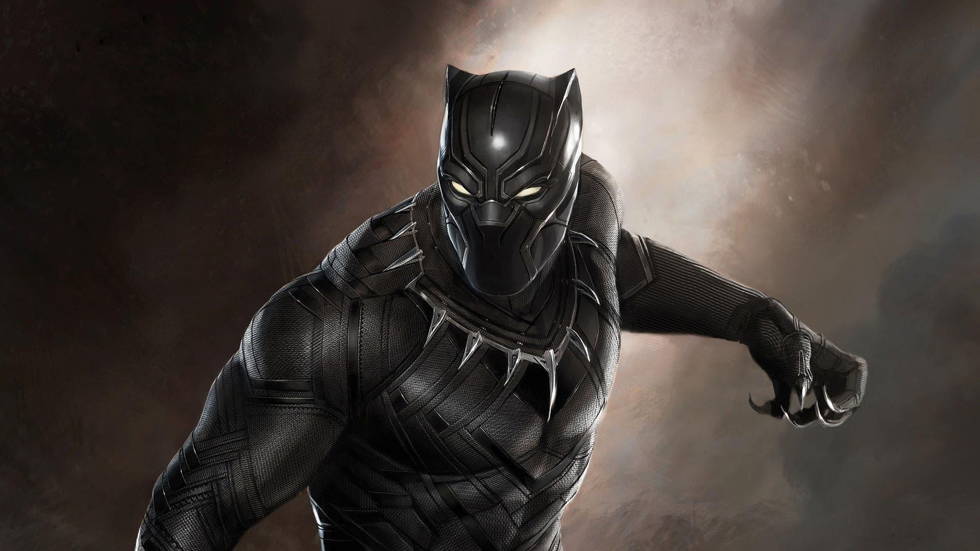Resultado de imagen de black panther