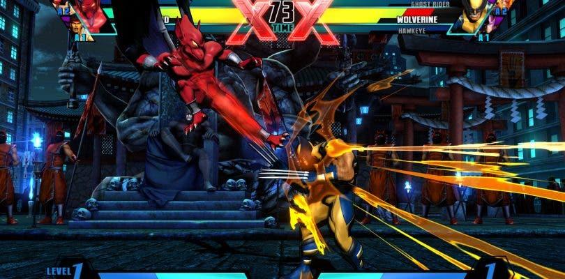 Ultimate Marvel Vs. Capcom 3 ya disponible en PC y Xbox One