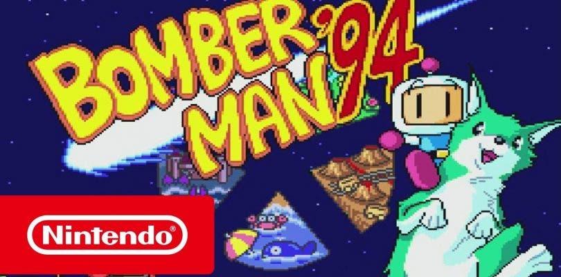 Wii U recibe a los clásicos Bomberman '94 y Gradius el 2 de febrero