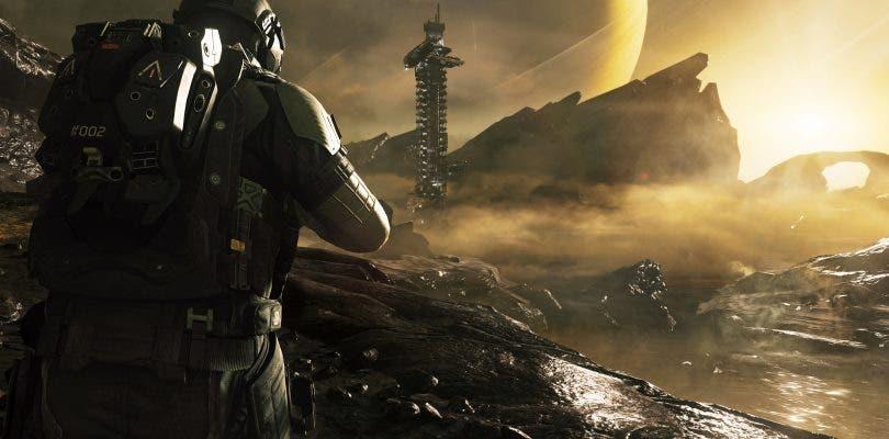 Call of Duty Infinite Warfare se mantiene fuerte en Reino Unido
