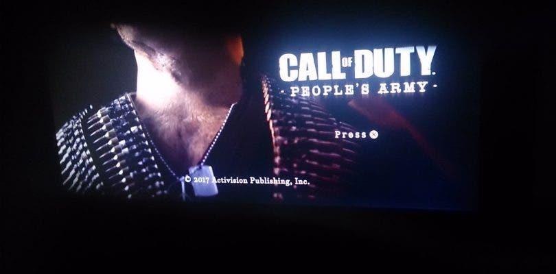 Call of Duty: People's Army es un fake en toda regla
