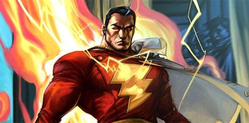 Brandon Molale podría tener el papel protagonista de Shazam!