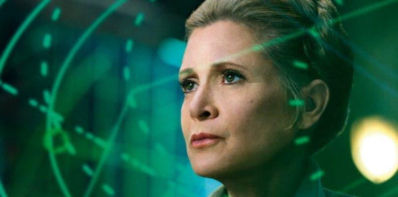 Lucasfilm no recreará a Leia digitalmente para Episodio IX