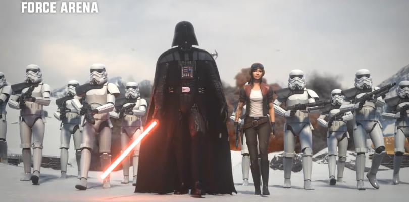 Star Wars: Force Arena será el próximo juego de la saga para 2017