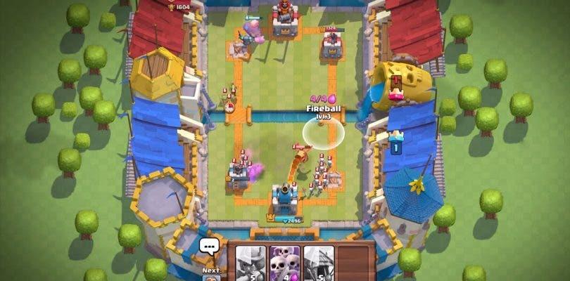 El Verdugo llega a Clash Royale para ampliar nuestra baraja