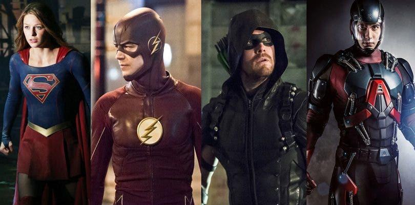 Las series de DC tendrán nuevas temporadas en CW