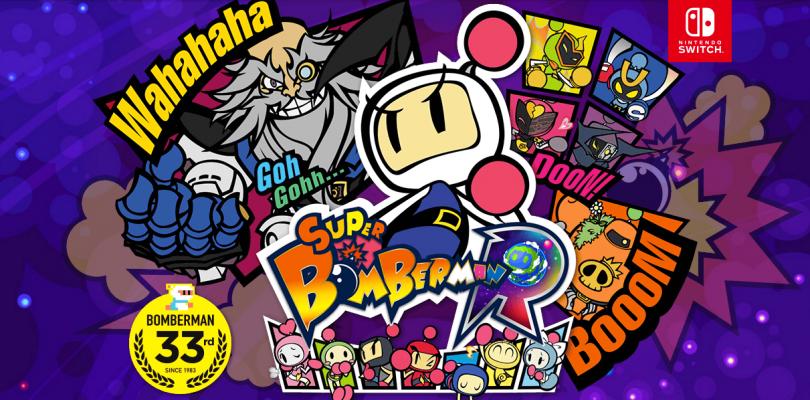Super Bomberman R revela su inesperado precio de venta
