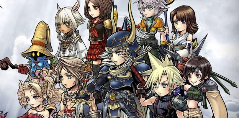 Crónica de la ceremonia del 30º Aniversario de Final Fantasy