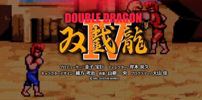Nuevo tráiler gameplay de Double Dragon IV