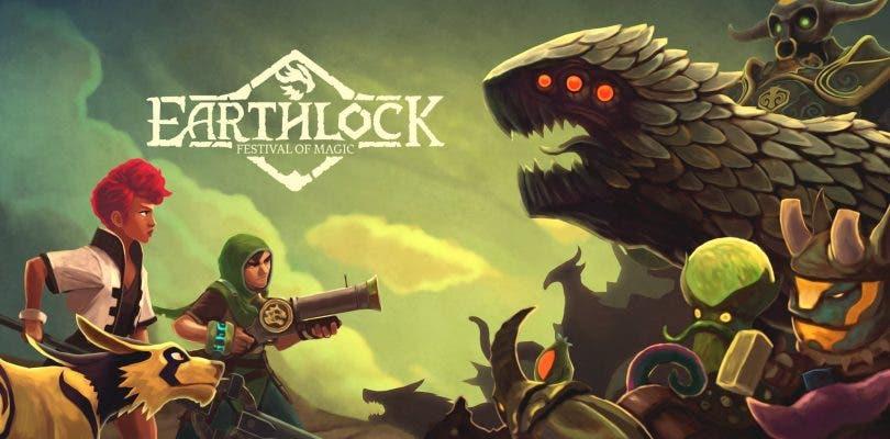 Earthlock: Festival of Magic llegará en formato físico en febrero