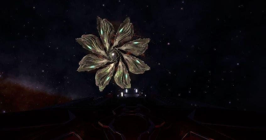 Imagen de Los alienígenas aparecen por primera vez en Elite: Dangerous