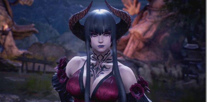 Bandai Namco muestra un nuevo gameplay de Eliza en Tekken 7