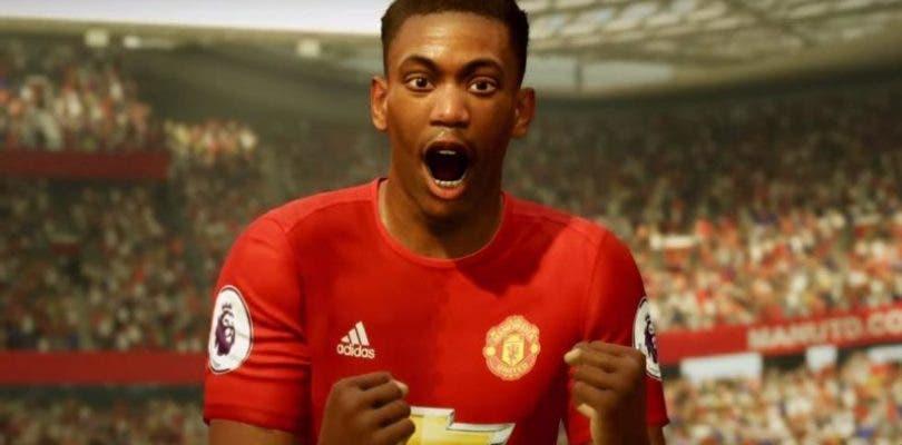 FIFA 17 fue el juego más vendido en España durante diciembre