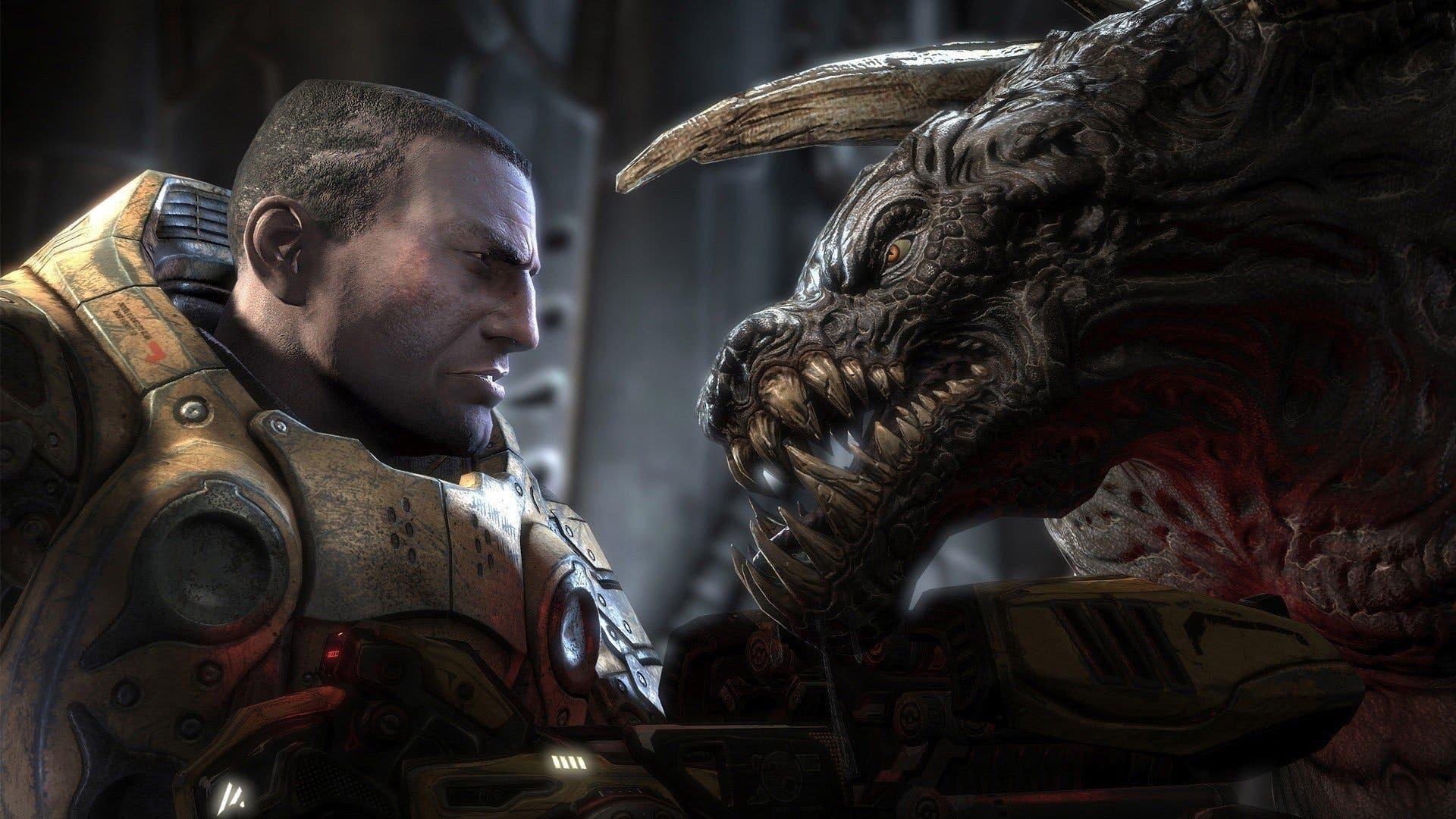 Gears Of War Es Demandada Por El Plagio De Un Personaje