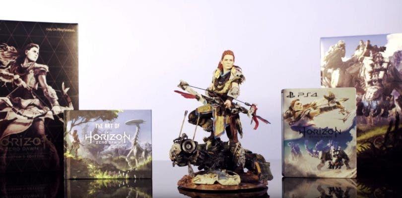 Descubre qué esconde la edición coleccionista de Horizon: Zero Dawn