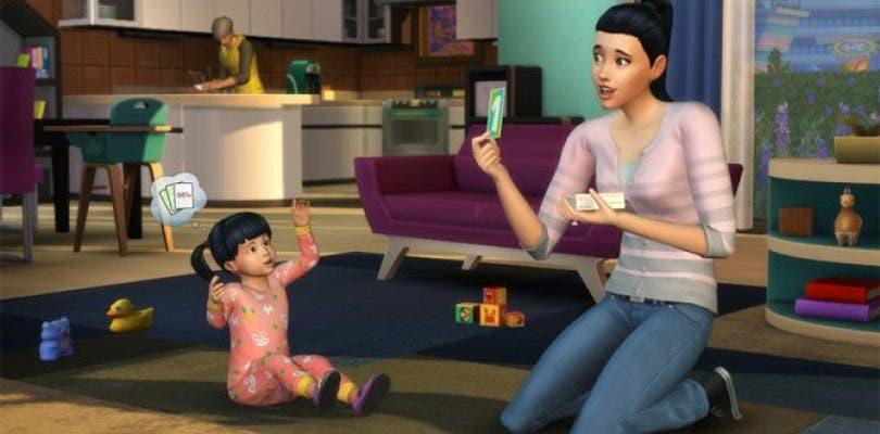 Los bebés llegan a Los Sims 4 en una nueva actualización