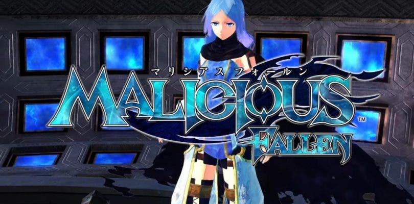 Malicious Fallen muestra el tráiler de su versión occidental