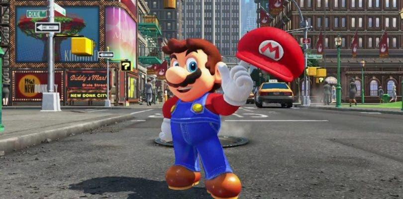 Conoce Super Mario Odyssey para Nintendo Switch